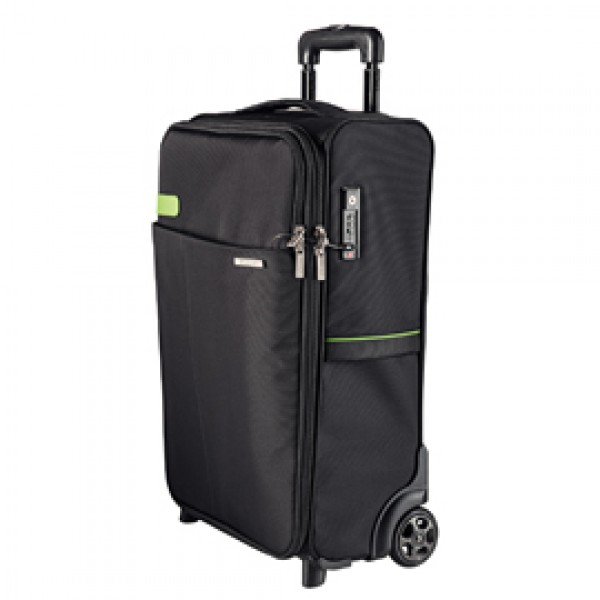 Trolley a 2 ruote Smart Traveller Leitz Complete - 62100095