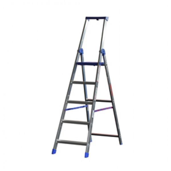 Scala professionale Climb Evolution - 8 gradini - alluminio - Marchetti
