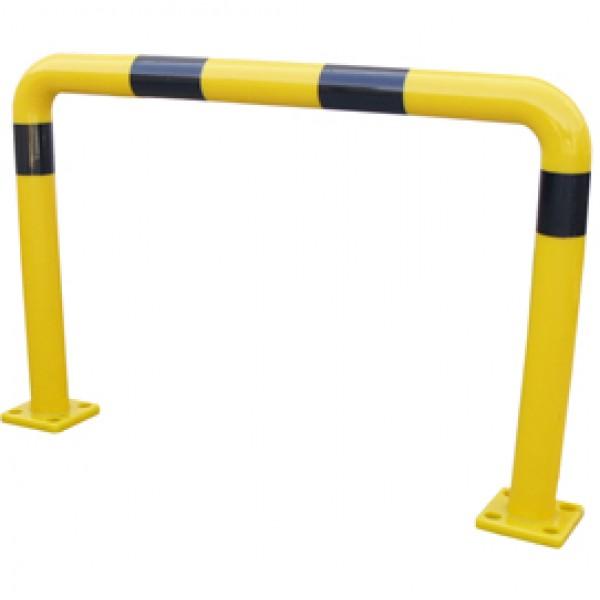 Barriera di protezione - poliuretano - giallo/nero