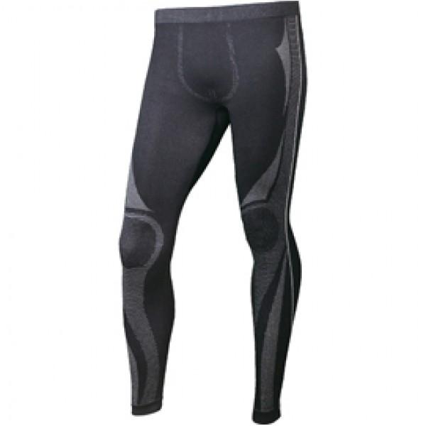 Pantalone termico Koldy - poliammide/Coolmax/elastan - taglia XL - nero - Deltaplus