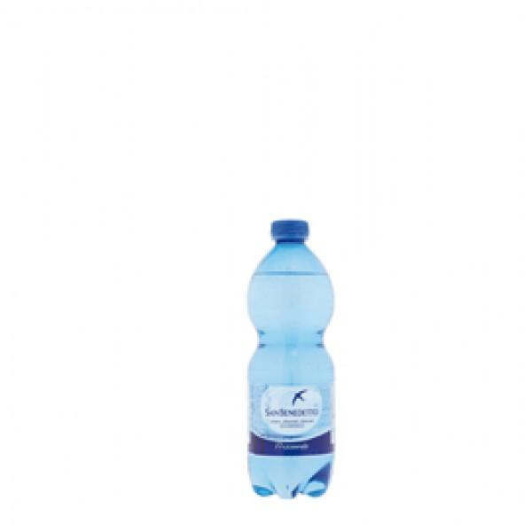 Acqua frizzante - PET - bottiglia da 500 ml - San Benedetto