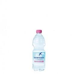 Acqua naturale - PET - bottiglia da 500 ml - San Benedetto