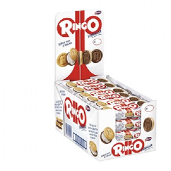 Ringo - gusto vaniglia - Pavesi - monoporzione da 55 gr