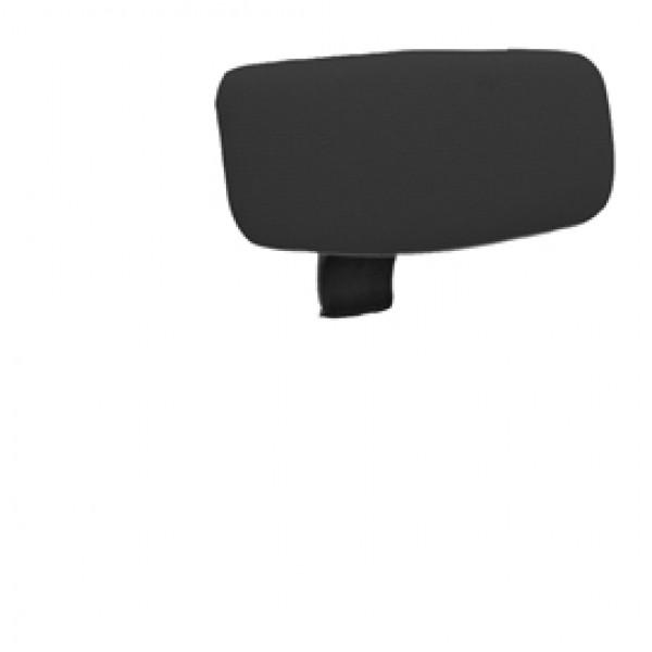 Poggiatesta Nero per seduta ergonomica Kemper A