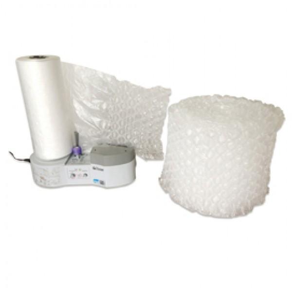 Film cuscino a bolle WiRoll per macchina Wi1000 - 400x290 mm - lunghezza film 300 m - Titanium