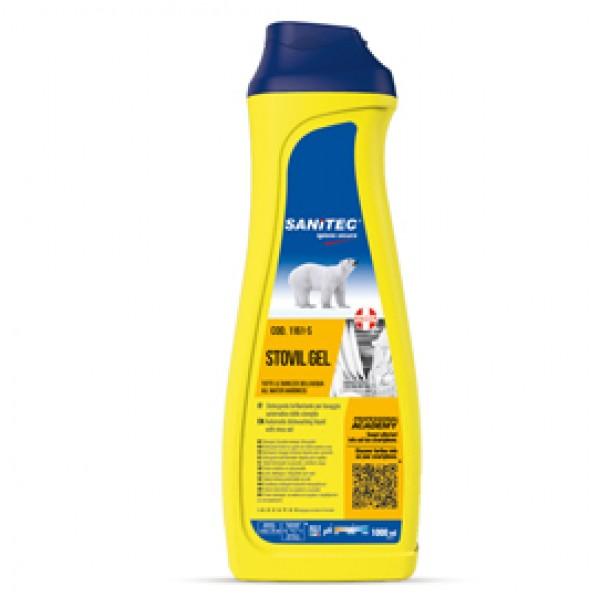 Detergente per lavastoviglie Stovil Bar Power Gel - 1 L - Sanitec