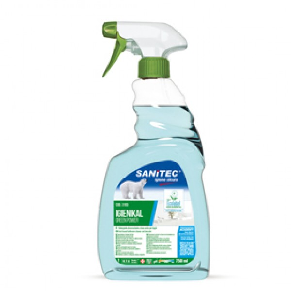Scioglicalcare Green Power - Sanitec - trigger da 750 ml