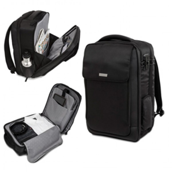 Zaino 24ore porta notebook SecureTrek 17