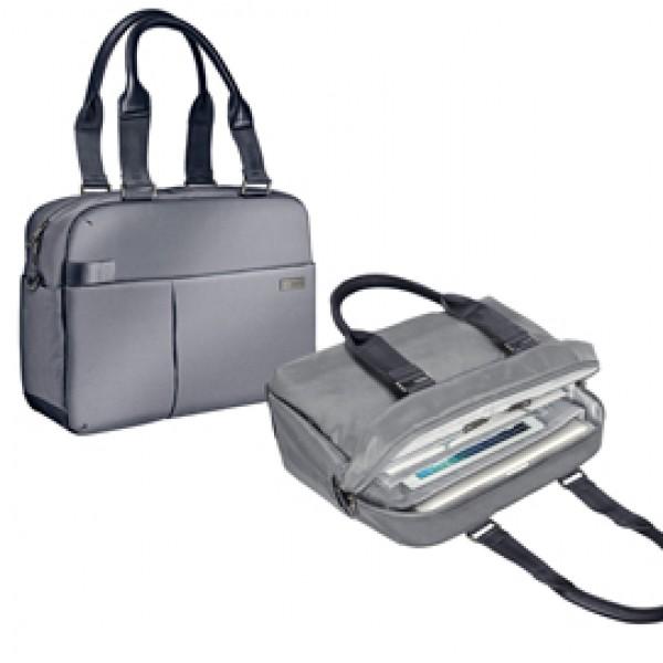 "Borsa shopper smart traveller per PC 13,3"" grigia Leitz Complete - 60180084"