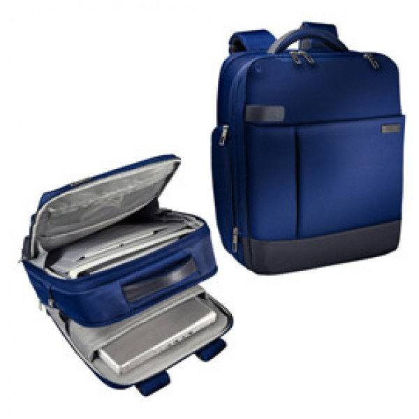 "Zaino smart traveller per PC 15,6"" blu Leitz Complete - 60170069"