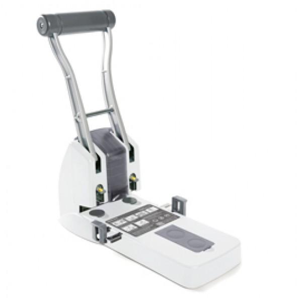 Perforatore alta capacitA' ECO P2200 2 fori bianco max 150 fg Rapesco