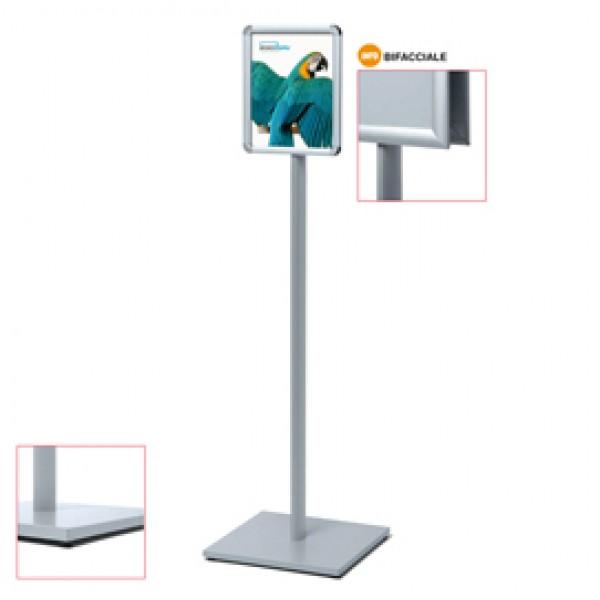 Display Catching Pole bifacciale - A4 - Studio T
