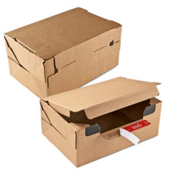Scatola Return Box CP 069 - taglia S (28.2x19.1x9 cm) - ColomPac®
