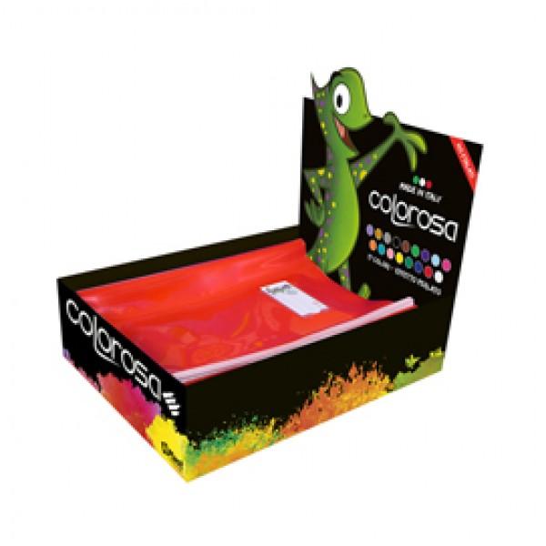 Copertina Coprimaxi Colorosa - colori assortiti - Ri.Plast - expo 60 pezzi