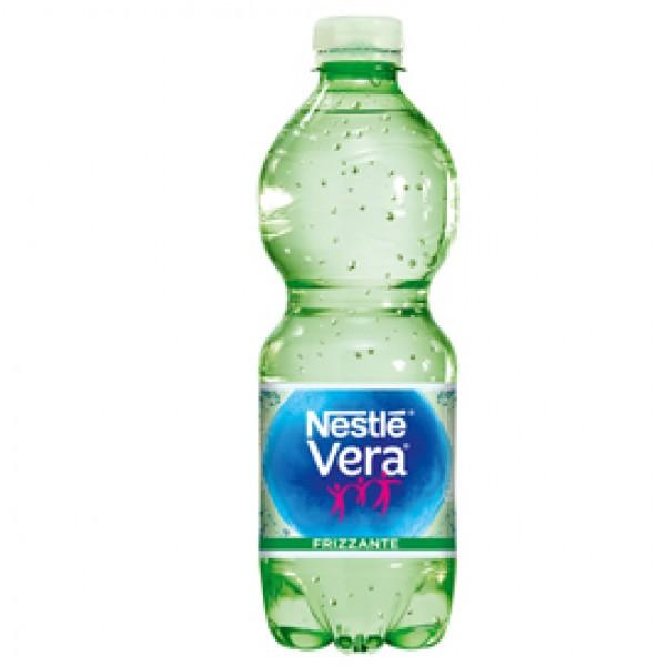 Acqua frizzante - PET - bottiglia da 500 ml - Vera