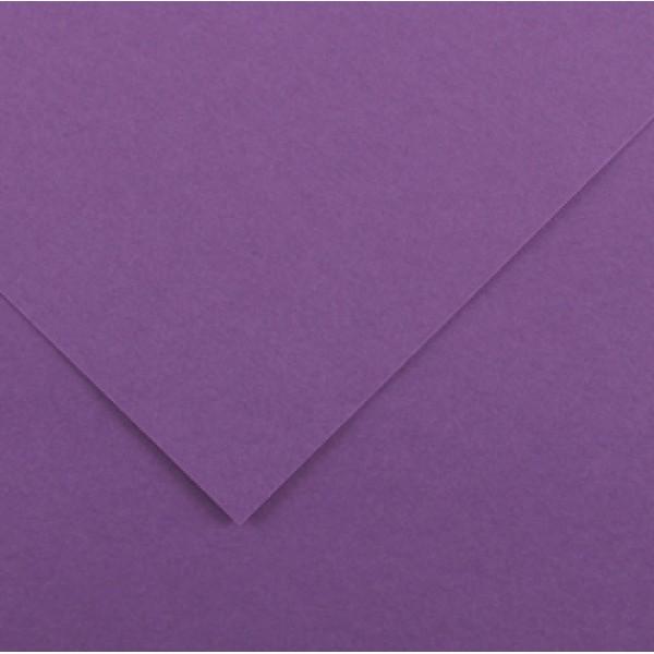 Foglio Colorline - 70x100 cm - 220 gr - viola - Canson