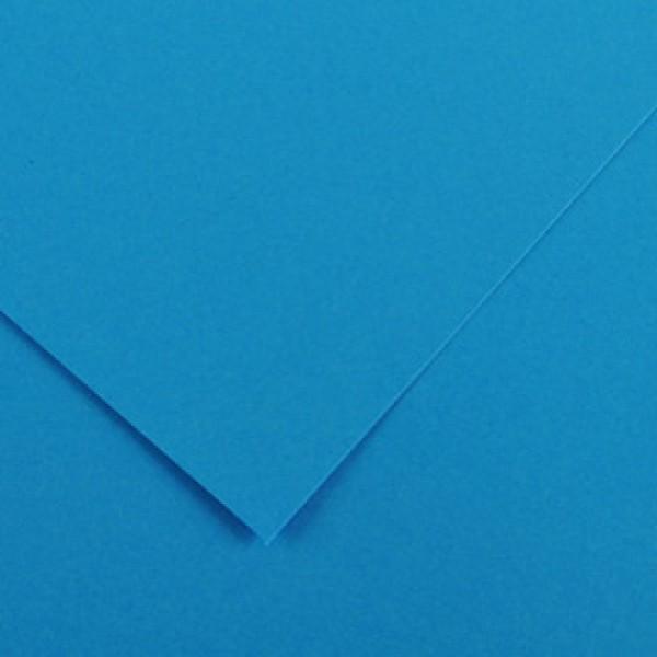 Foglio Colorline - 70x100 cm - 220 gr - azzurro - Canson