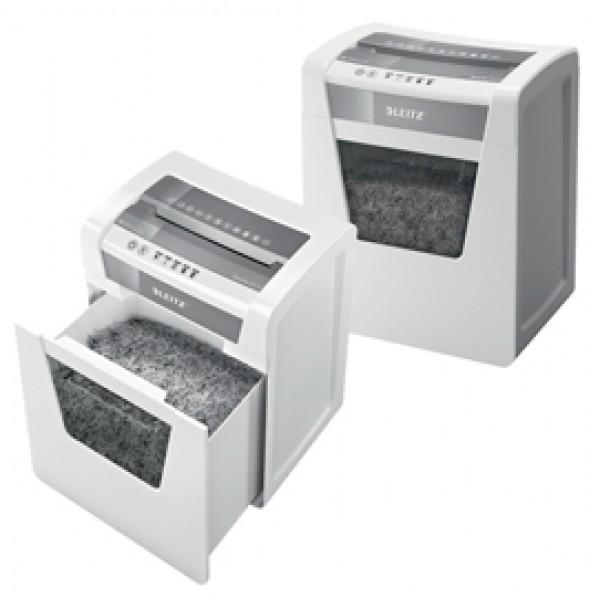Distruggidocumenti a frammenti Office P5 Leitz IQ - 80020000