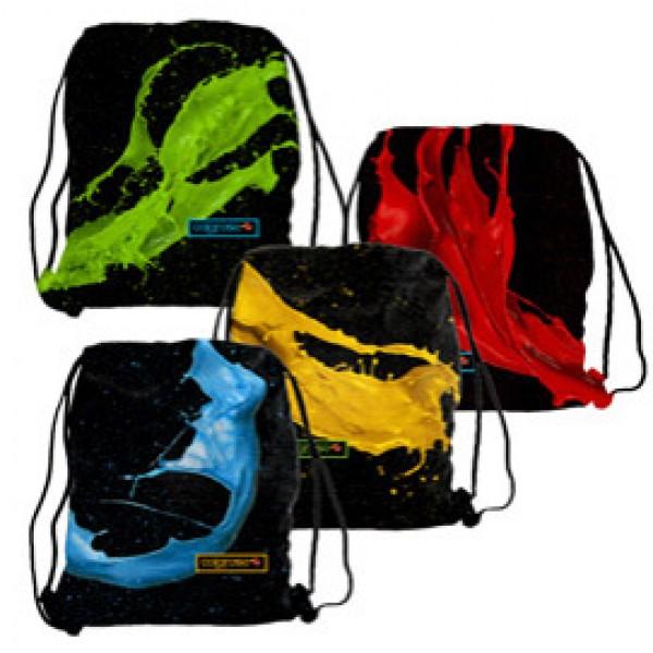 Sacca T-bag Colorosa 35x50cm colori assortiti RiPlast (Conf.4) - 368500.S
