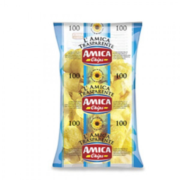 Patatina classica - 100 gr - Amica Chips