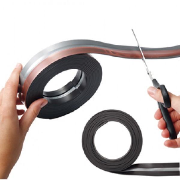 Rotolo adesivo Durafix Roll - 5 mt - nero - Durable