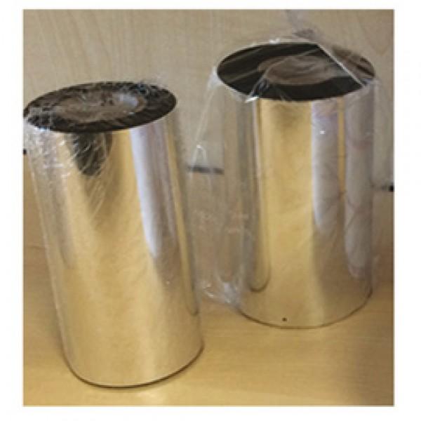 Nastro carbonato - per etichette a trasferimento termico - 65 mm - Printex - rotolo da 200 m