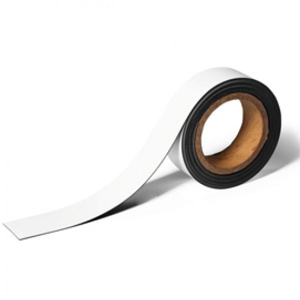 Nastro magnetico - scrivibile - 40 mm - Durable - rotolo da 5 m