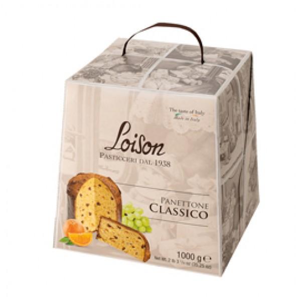 Panettone classico - 1000 gr - Loison