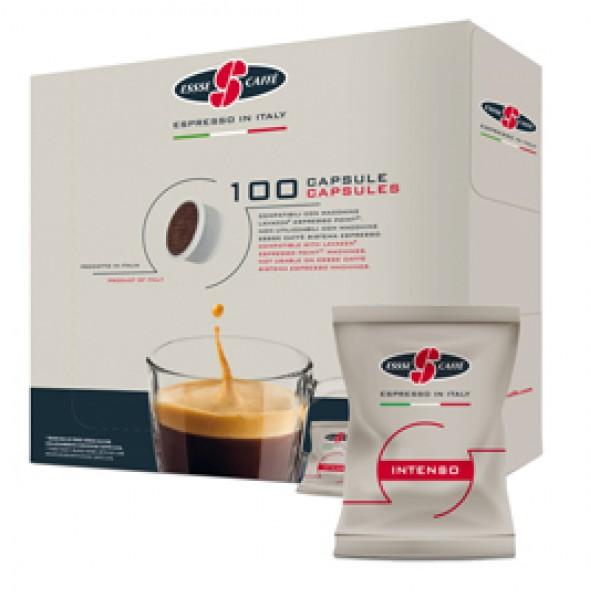 Capsula caffè compatibile Lavazza Espresso Point - intenso - Essse Caffè