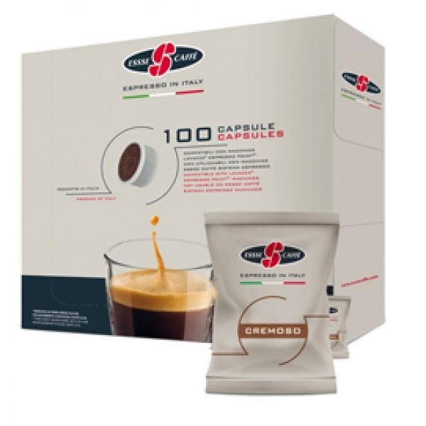 Capsula caffè compatibile Lavazza Espresso Point - cremoso - Essse Caffè
