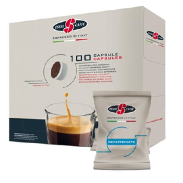 Capsula caffè compatibile Lavazza Espresso Point - decaffeinato - Esse Caffè
