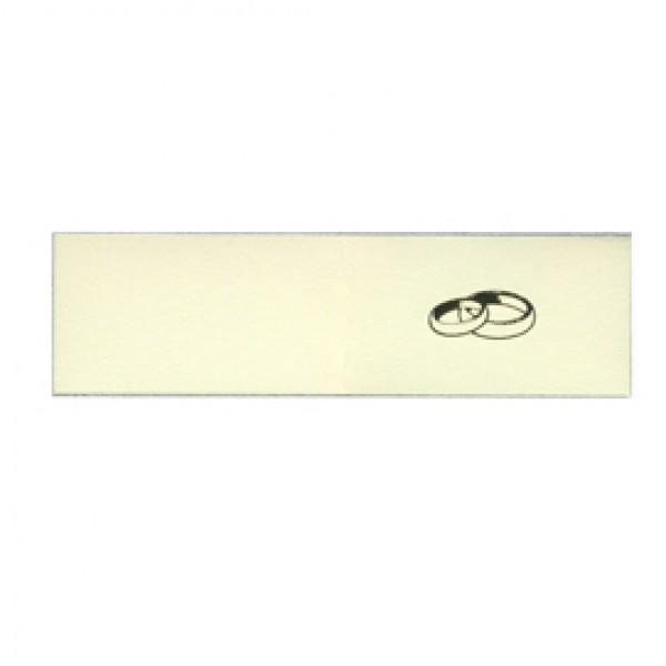 Bigliettino bomboniera personalizzabile - matrimonio - Rex Sadoch - scatola 25 fogli A4 da 20 biglietti