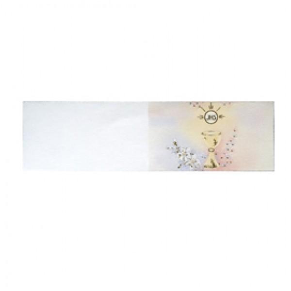 Bigliettino bomboniera personalizzabile - comunione - Rex Sadoch - scatola 25 fogli A4 da 20 biglietti