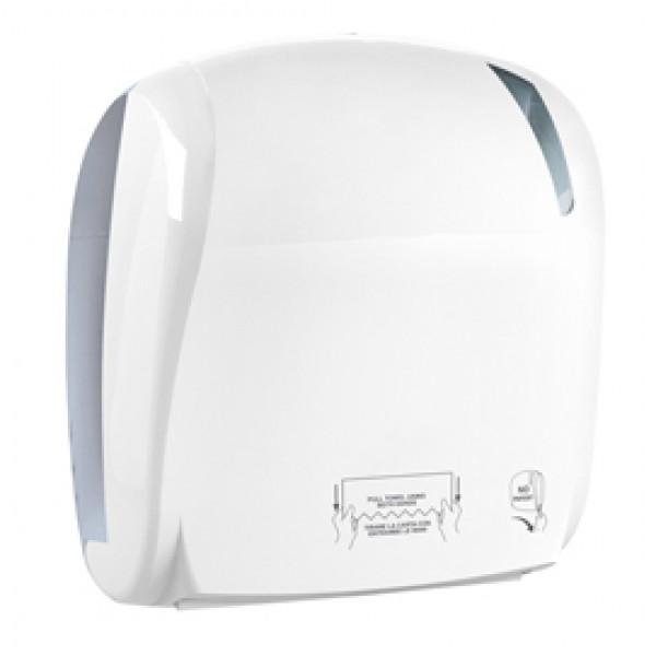 Dispenser Advan 884 - a taglio automatico - bianco - Mar Plast