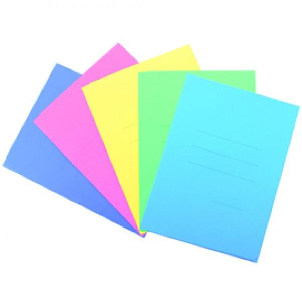 Cartelline 3L Cartex - con stampa - rosa - Blasetti - conf. 25 pezzi