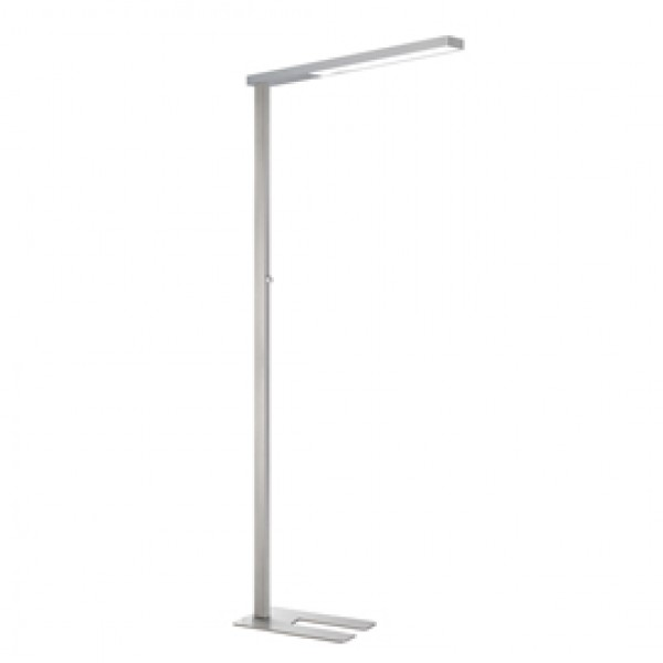 Lampada da terra Stratus - alluminio - led - 58,8W - Unilux