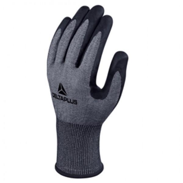 Guanto venicut F xtream cut touch - antitaglio - taglia 08 - grigio/nero - Deltaplus