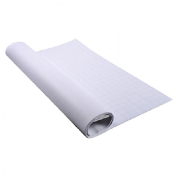 Blocco per lavagna - 65x100cm - 48 fogli - 60gr - quadretti 2,5cm - Exacompta
