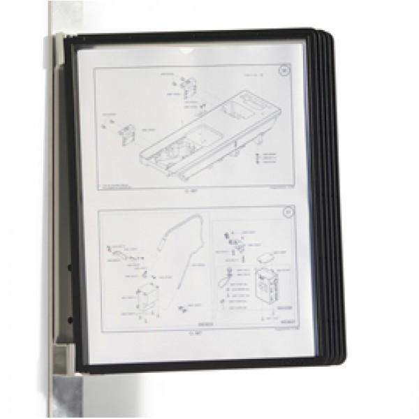 Leggio Vario® Magnet Wall - 5 pannelli Sherpa® inclusi - Durable