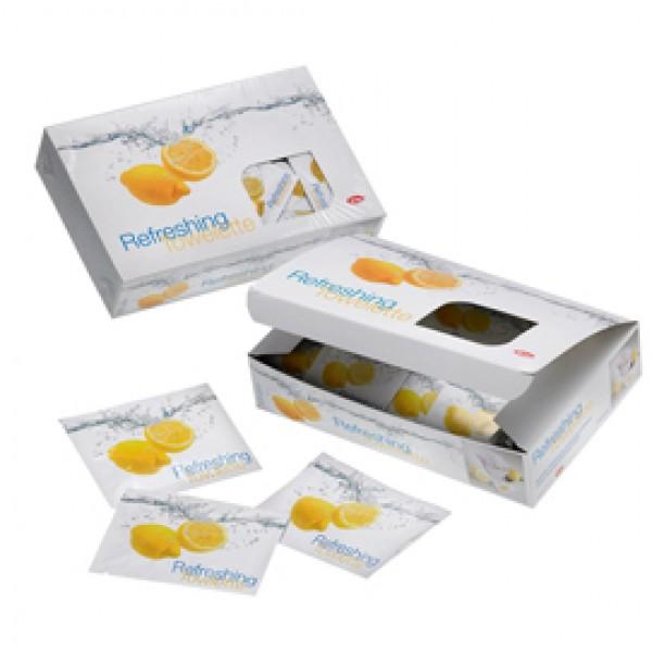 Salviette al limone di Sorrento - Leone - box 100 pezzi