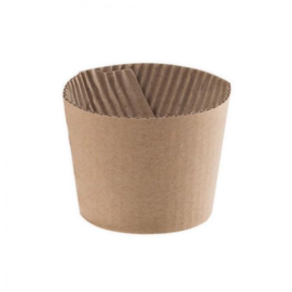 Fascette in carta per bicchiere da 240 ml - Leone - conf. 1000 pezzi