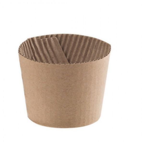 Fascette in carta per bicchiere da 290 ml - Leone - conf. 1000 pezzi