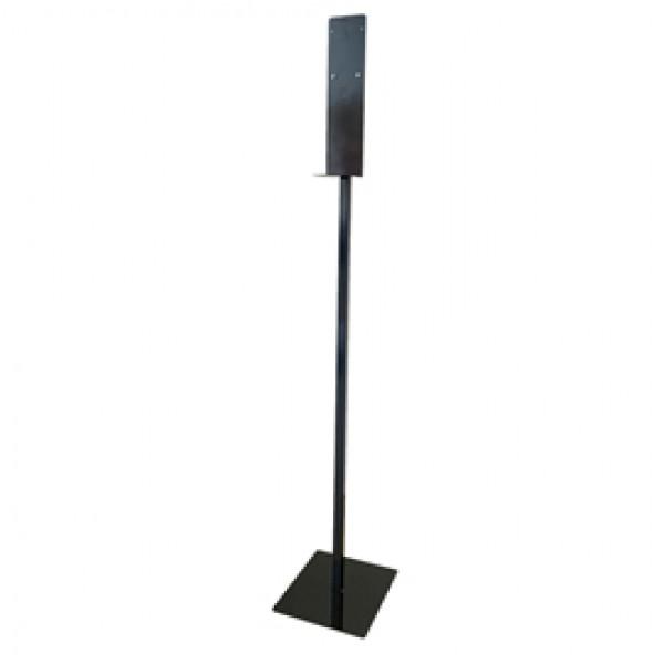 Totem in metallo - 150 cm - per dispenser automatico Gelly - GBC