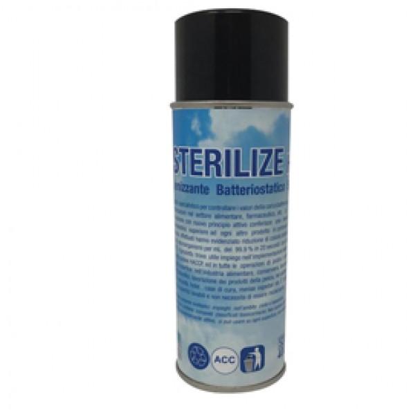 Spray igienizzante superfici tessuti - 400 ml