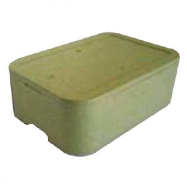 Cassa termica - per il trasporto alimenti - 59,4x41,5x18,5 cm - Cuki Professional