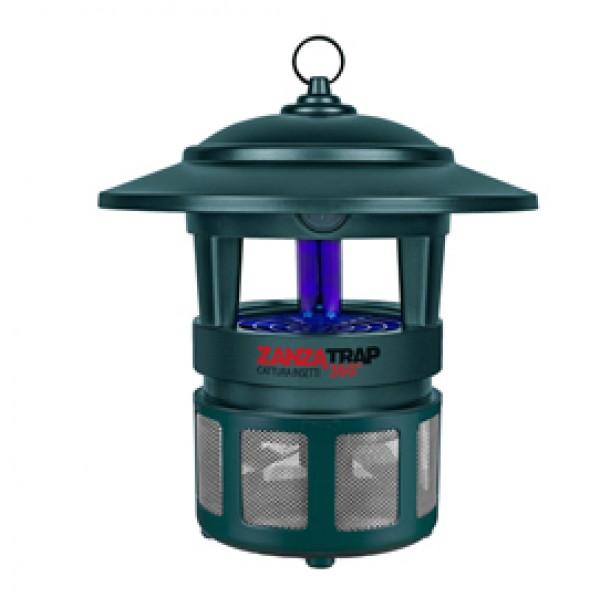 Zanzariera Zanza Trap - verde - con lampada di scorta - CFG
