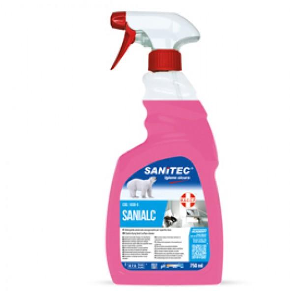 Multisuperficie Sanialc - 750 ml - Sanitec