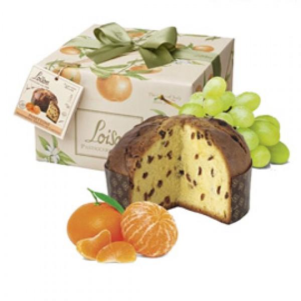 Panettone Linea Frutta e Fiori - 500 gr - mandarino - Loison