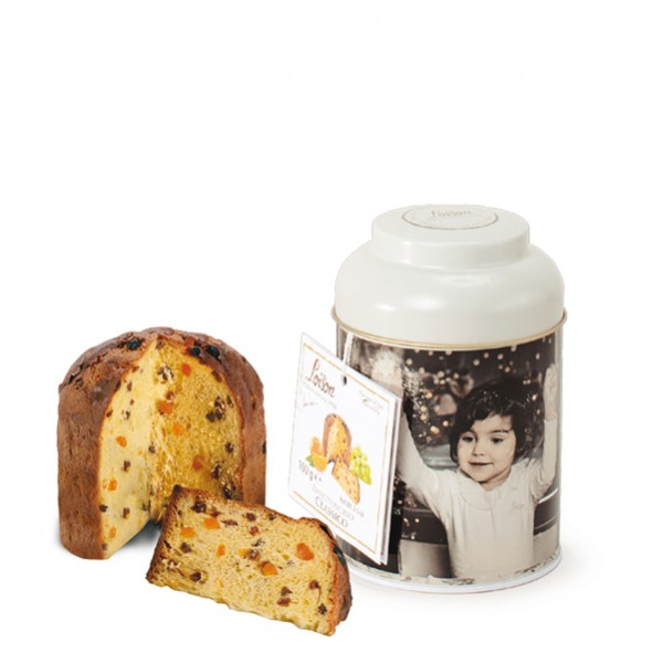 Panettoncino classico - gift box 100 gr - Loison