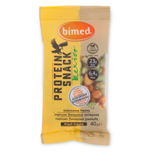 Protein Snack Mexico -  40 gr - Bimed